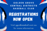 Registration Information for 2021/22 Season