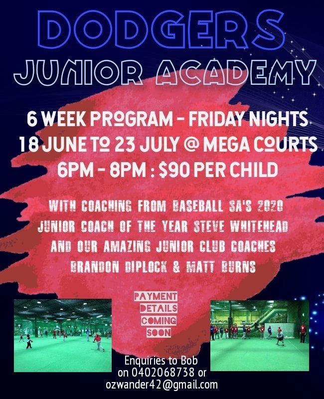 Junior Academy 2021